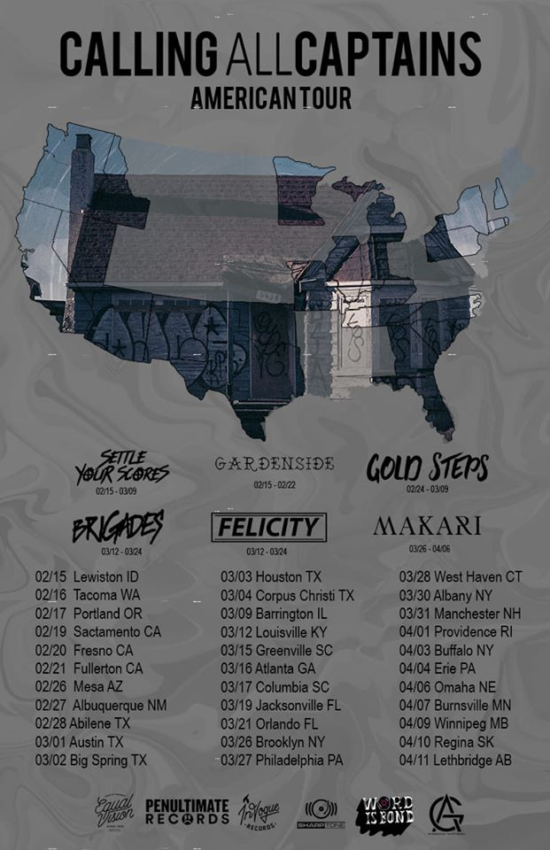 CAC US Tour