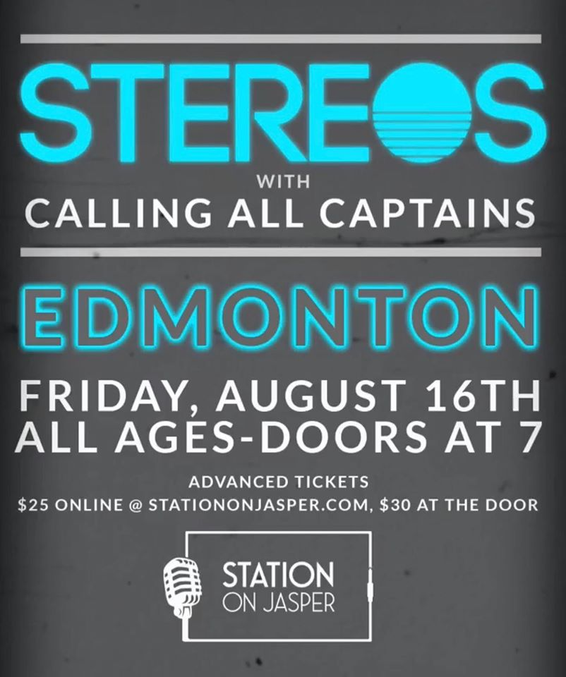 Stereos with Calling All Captains