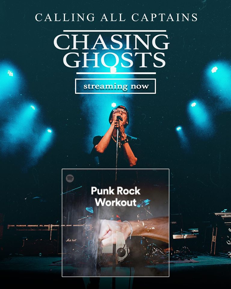 Chasing Ghosts Punk Rock Workout