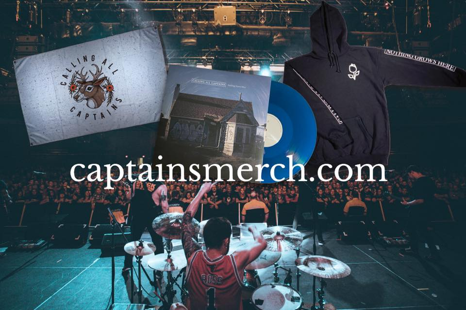 Captains Merch