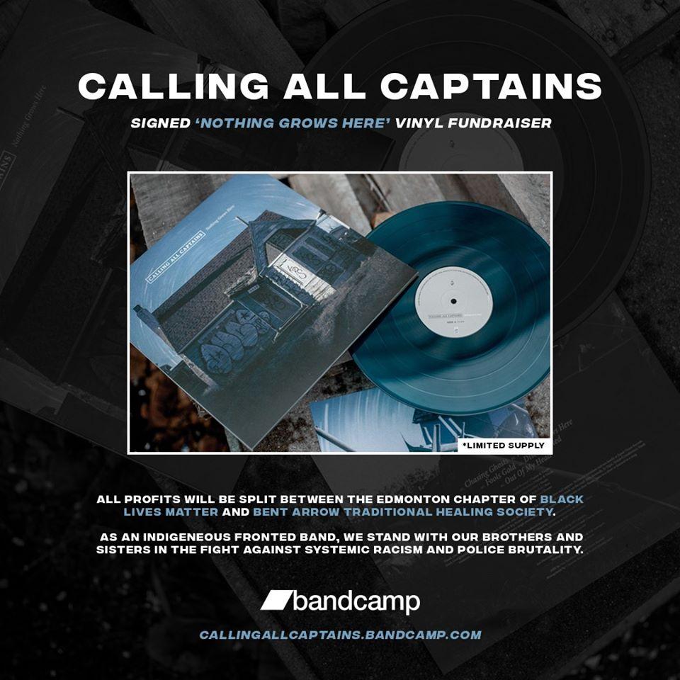 CAC Vinyl BLM Fundraiser
