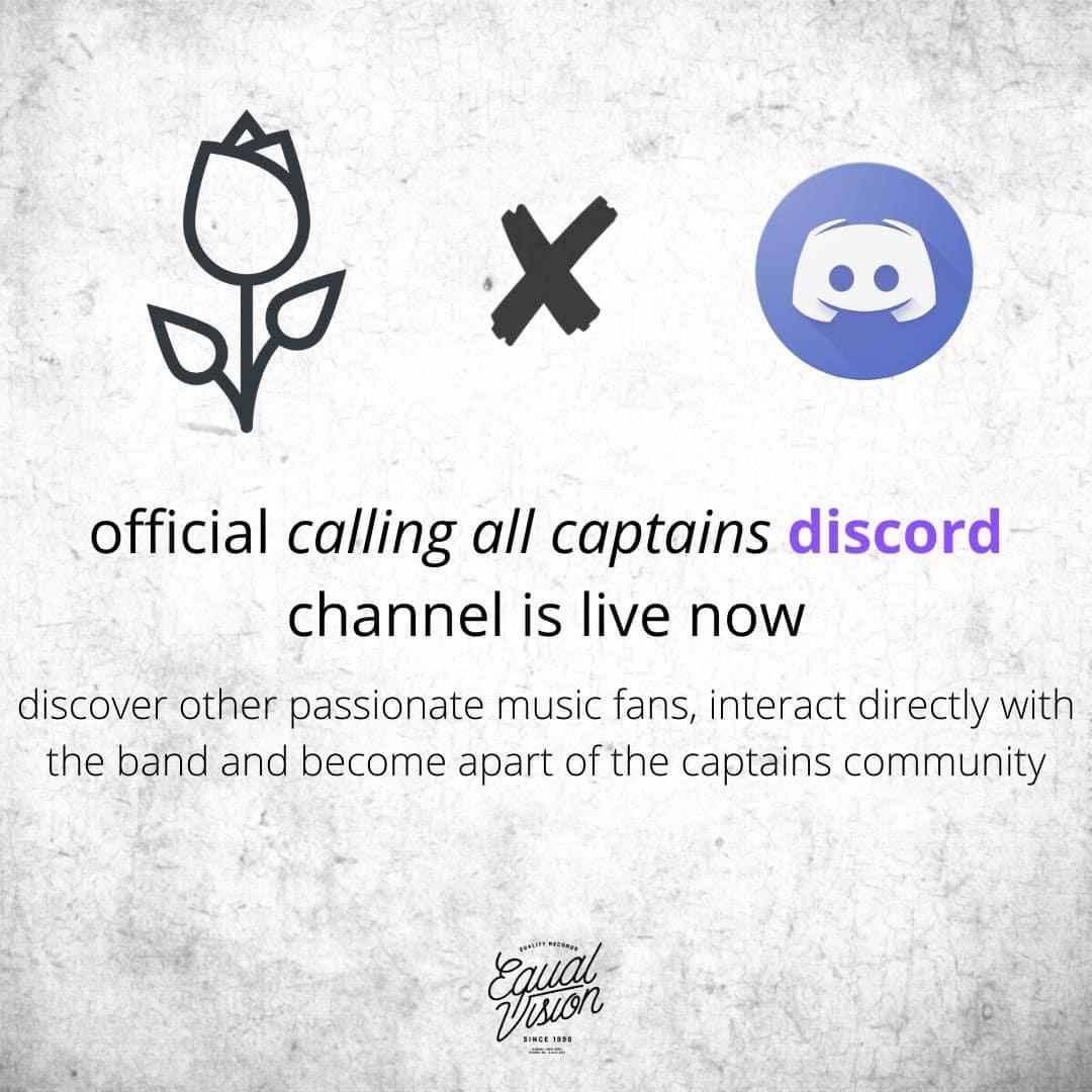 Calling All Captains Discord Server