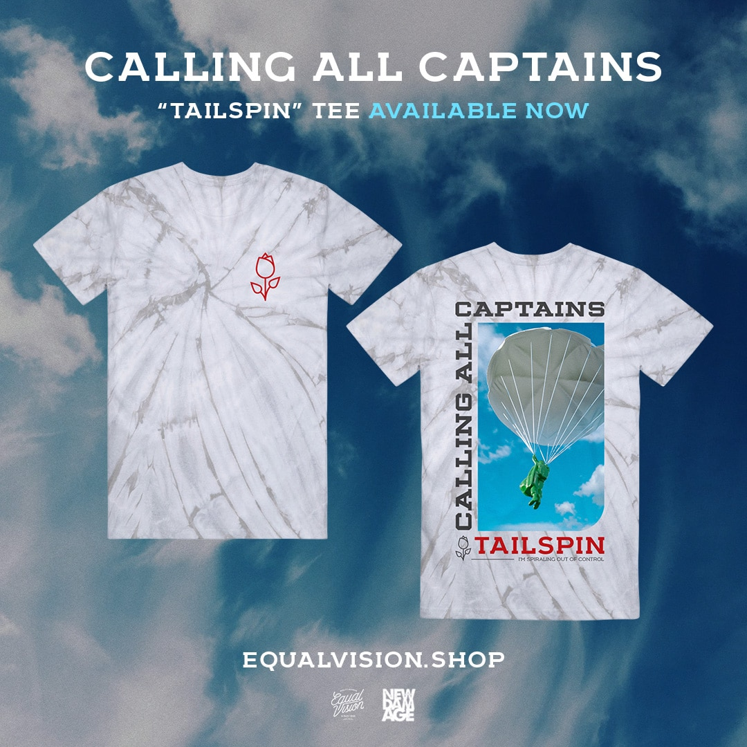 Tailspin t-shirt