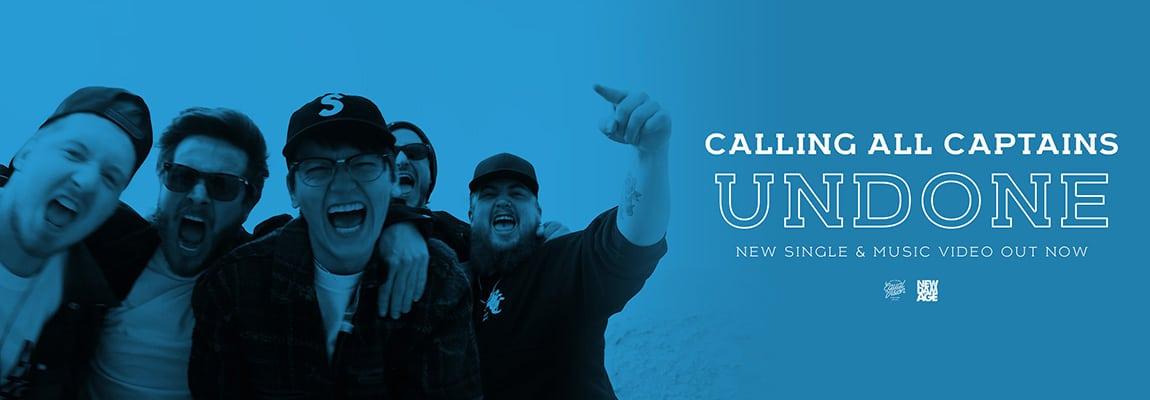 Calling All Captains Undone Premiere