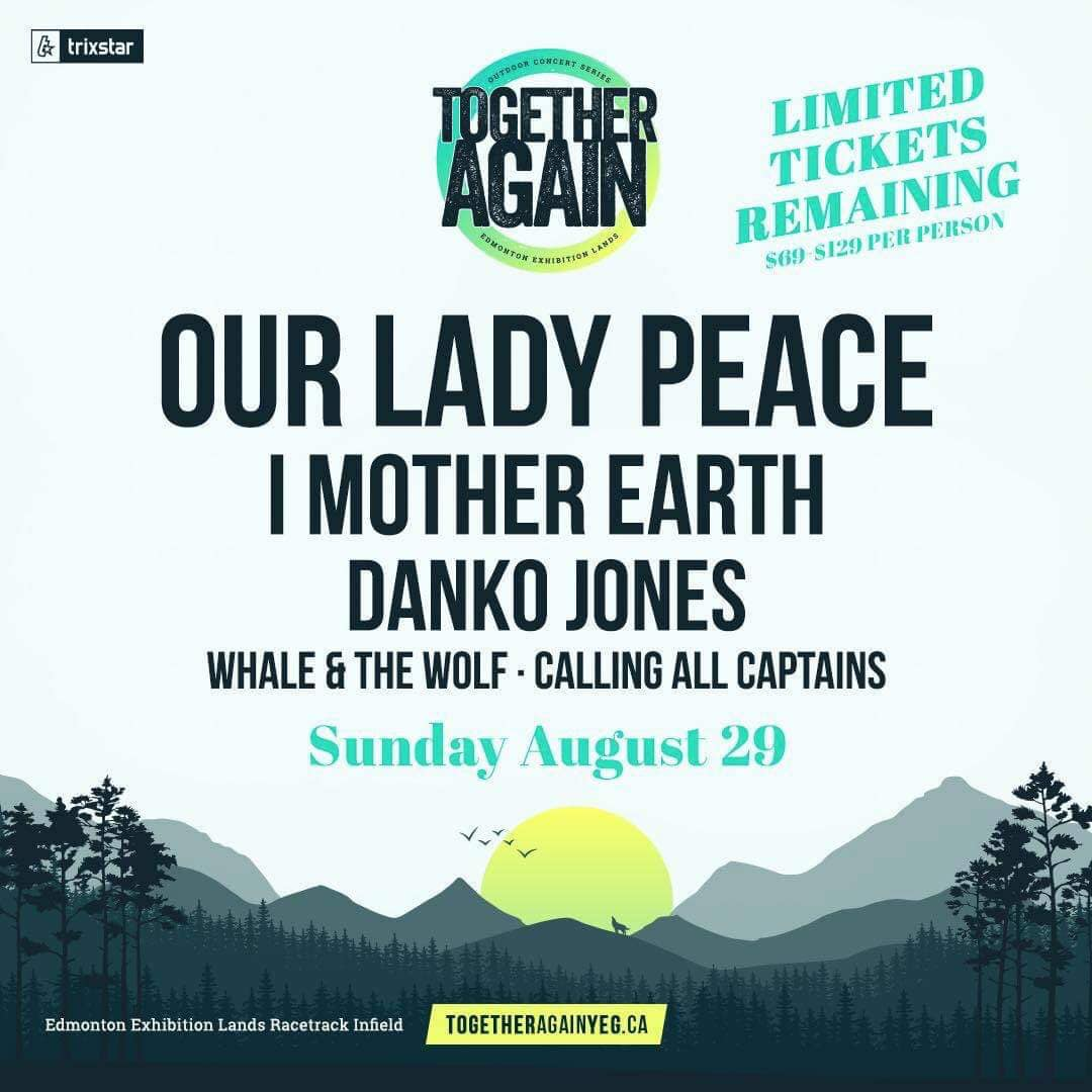 Calling All Captains - Our Lady Peace